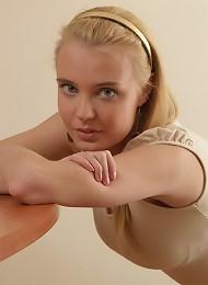 Beautiful Russian princess massaged and fucked