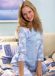 Cute amateur teen girl
